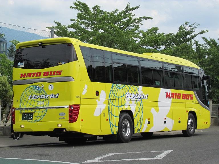 [2016年の夏][松本市] はとバス Img_0513