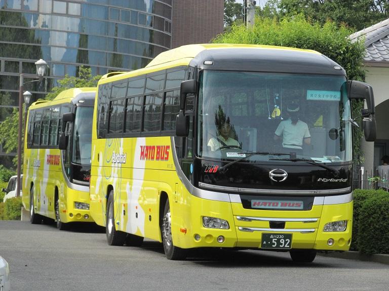 [2016年の夏][松本市] はとバス Img_0514