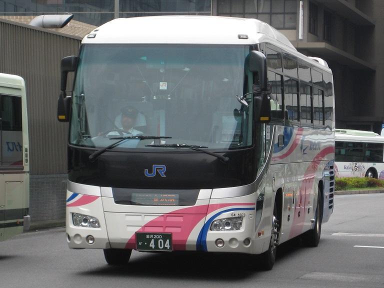 [2014年の夏][京都市] 西日本JRバス (高速バス) Img_4011