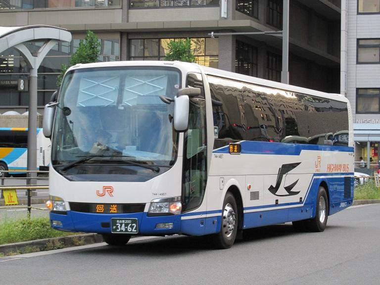 [2016年の夏][京都市] JR東海バス (高速バス) Img_4319