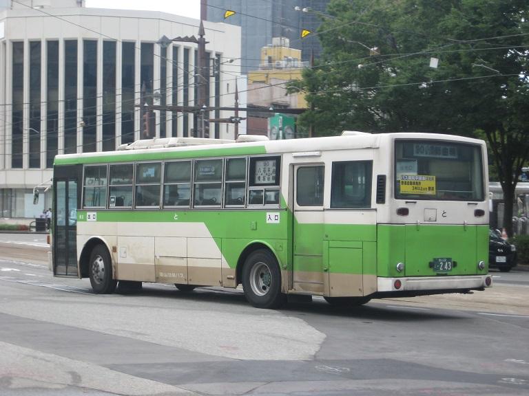 [2014年の夏][富山市] 富山地鉄バス Img_4819