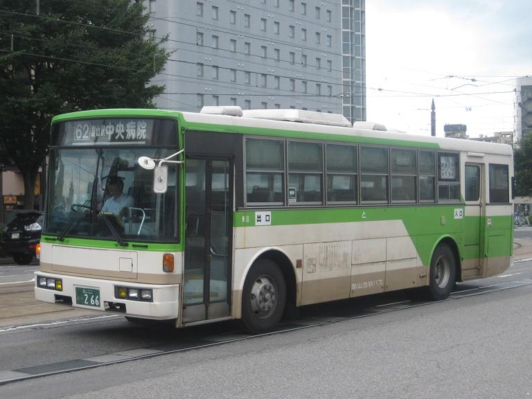 [2014年の夏][富山市] 富山地鉄バス Img_4921