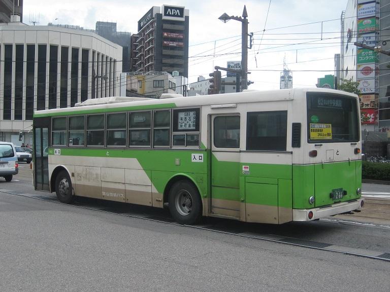 [2014年の夏][富山市] 富山地鉄バス Img_4922