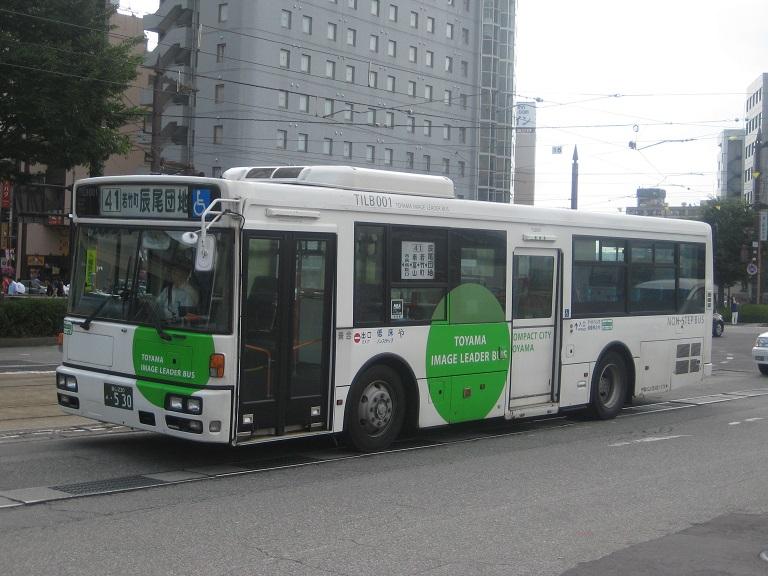 [2014年の夏][富山市] 富山地鉄バス Img_5015