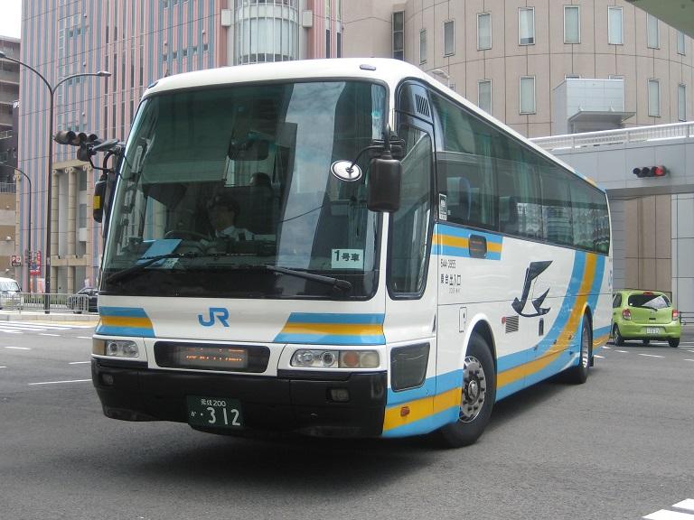 [2014年の夏][神戸市] JR四国バス (高速バス) Img_5320