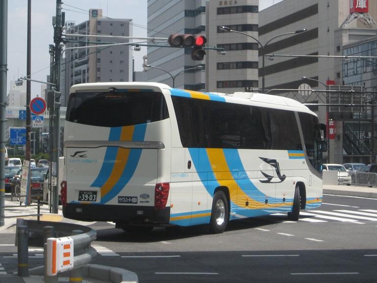 [2014年の夏][神戸市] JR四国バス (高速バス) Img_5420