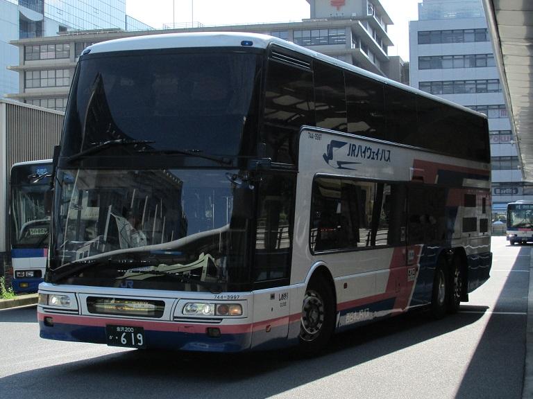 [2016年の夏][京都市] 西日本JRバス (高速バス) Img_7412