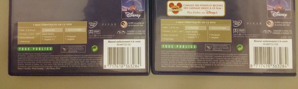 [Shopping] Vos achats DVD et Blu-ray Disney - Page 24 20171113
