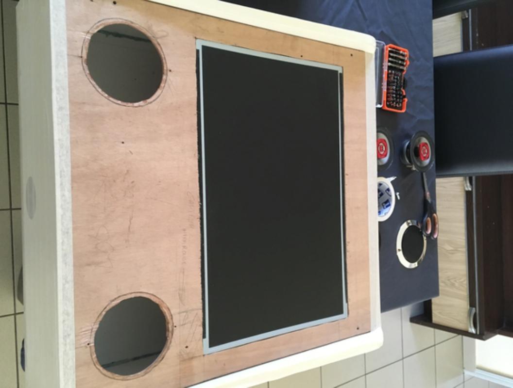 [WIP] Ma Première construction de pincab Mini pour mes enfants. - Page 3 Img_0614