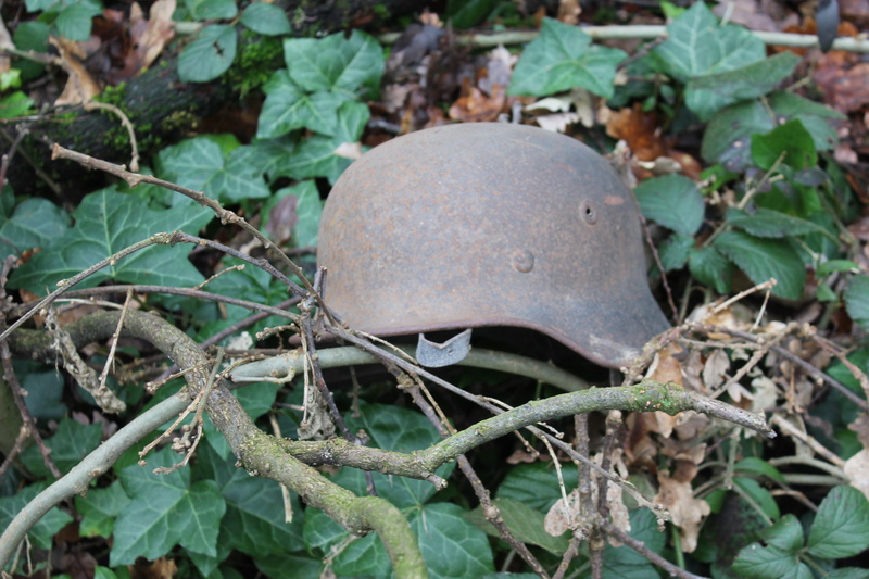 mes casques allemand(photos dans les bois 30/01/2018) - Page 2 Img_7651