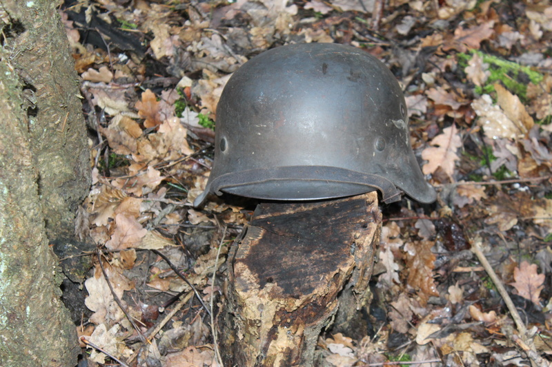 mes casques allemand(photos dans les bois 30/01/2018) - Page 2 Img_7659