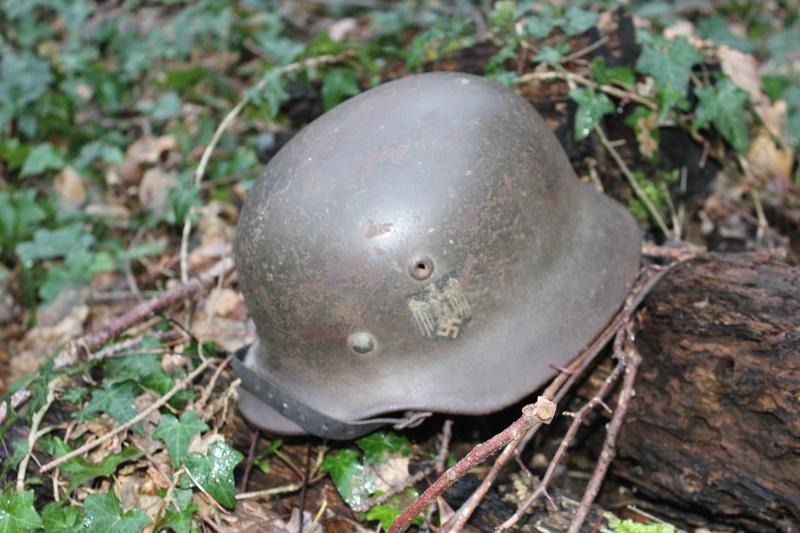 mes casques allemand(photos dans les bois 30/01/2018) - Page 2 Img_7662