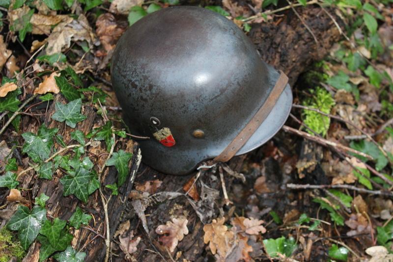 mes casques allemand(photos dans les bois 30/01/2018) - Page 2 Img_7666