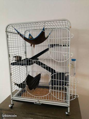 Vends grande cage (59) 9d8a2510