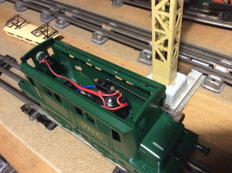 Motorisation locomotive hachette  60f7f810