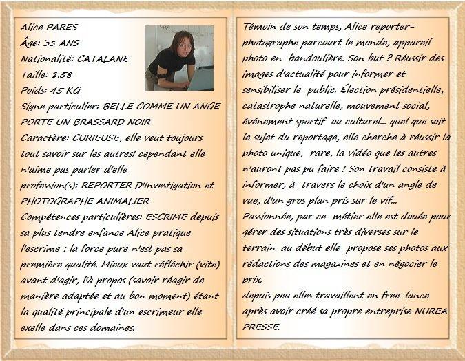 presentation personnage Alice Pares Presan11
