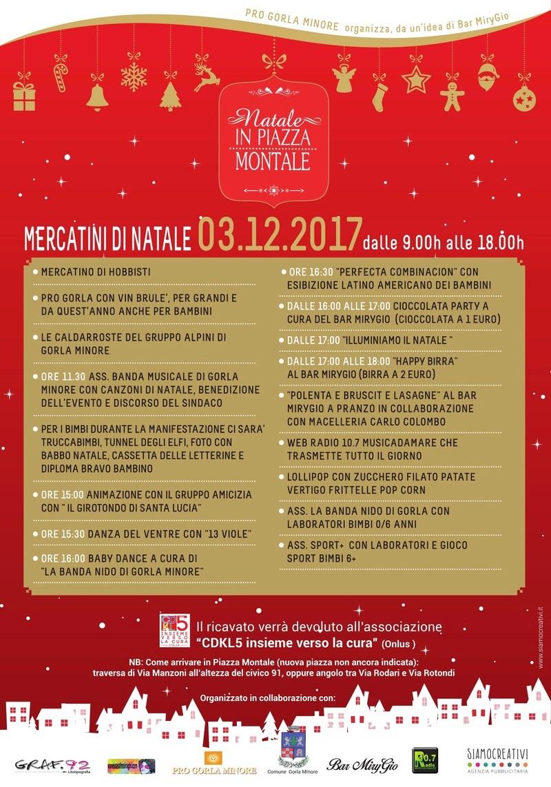 mercatino - mercatino di Natale a Gorla Minore Locand10