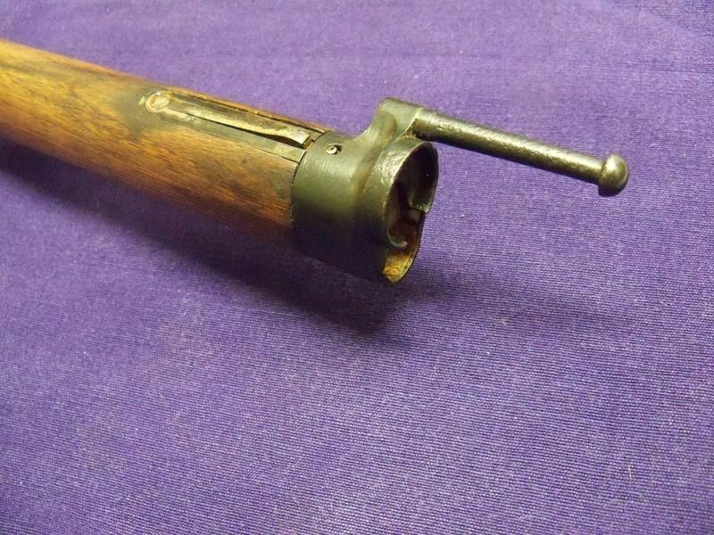 Fusil Lebel et Gras M.14 produits pendant la Première Guerre - Page 2 100_8345