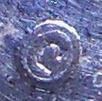 Curieux marquage sur un manchon de BERTHIER 100_8511