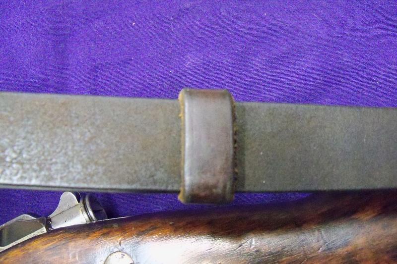 Bretelle sur carabine de cavalerie Mle 1890 100_8627