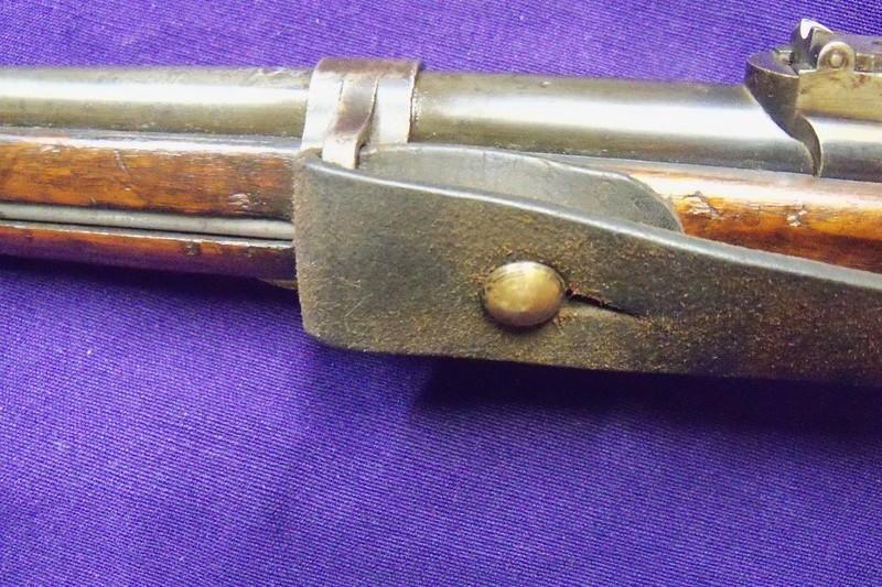Bretelle sur carabine de cavalerie Mle 1890 100_8628