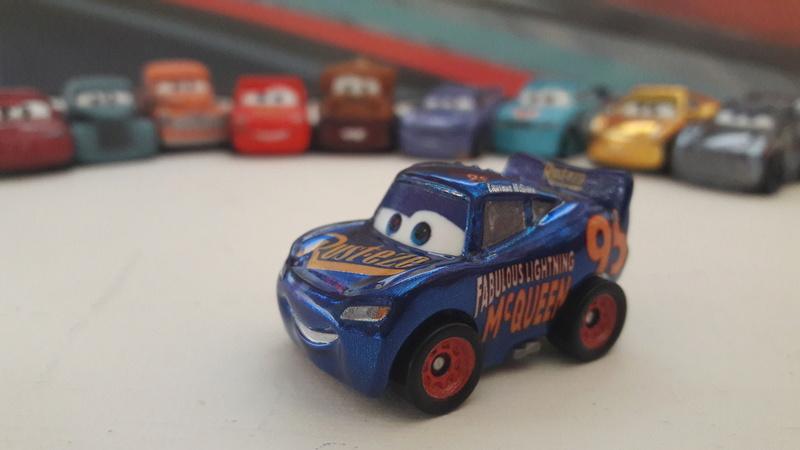 """Mini Racers Diecast : """" Le côté Miniature de la Force """" - Page 5 20180327"""