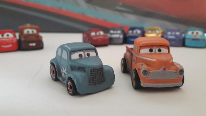 """Mini Racers Diecast : """" Le côté Miniature de la Force """" - Page 5 20180328"""