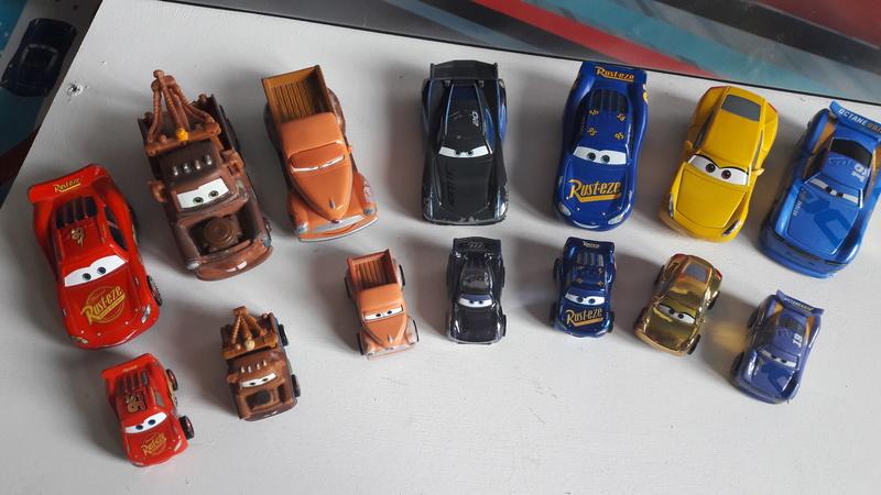 """Mini Racers Diecast : """" Le côté Miniature de la Force """" - Page 5 20180329"""