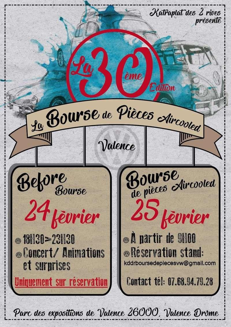 30 ème édition de la bourse de pièces VW de Valence !!! 42604510