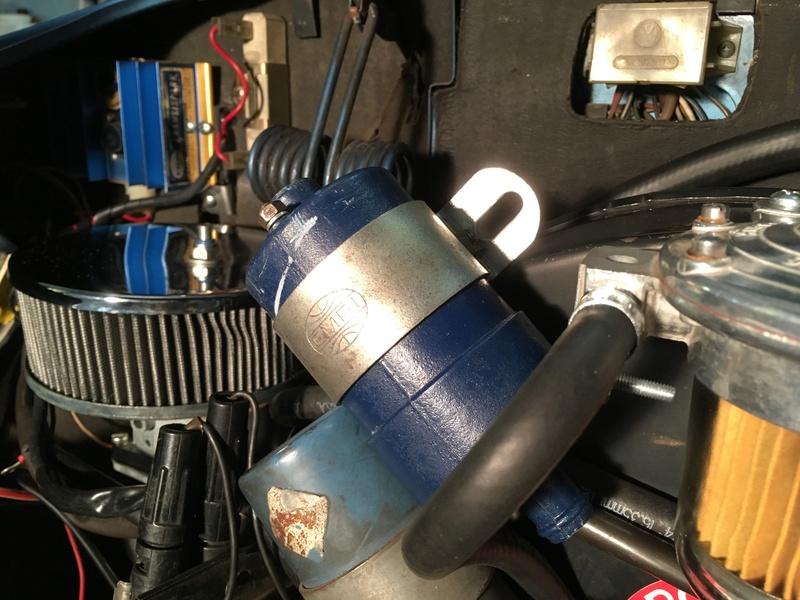 Karmann Ghia 1973 Alaska blue metallic !!! - Page 10 C4e9b110