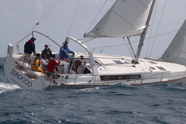 Sirocco, un Oceanis 45 en Floride Img_1312