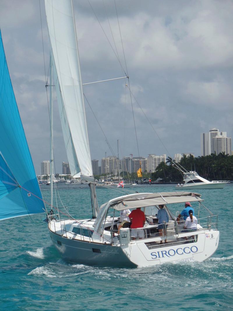Sirocco, un Oceanis 45 en Floride Sam_2610