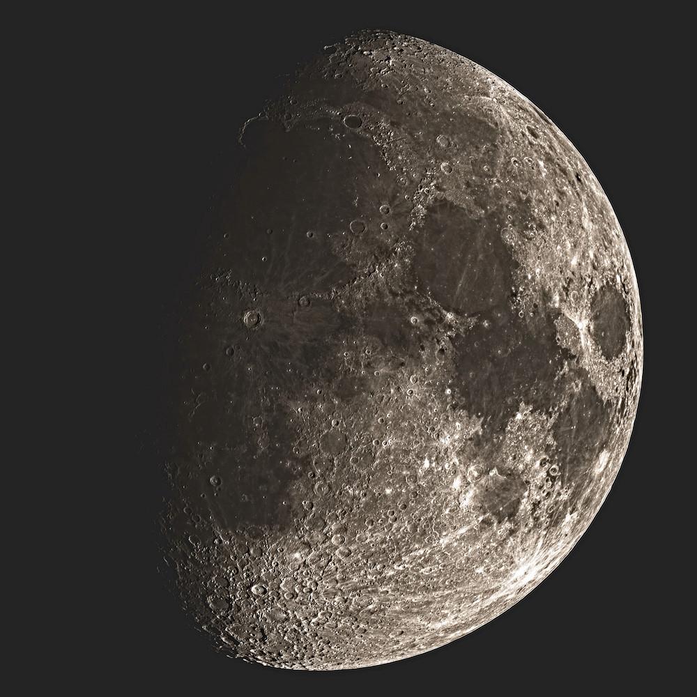 Lune d'argent. Semaine 08/01/2018 au 14/01/2018 08012011