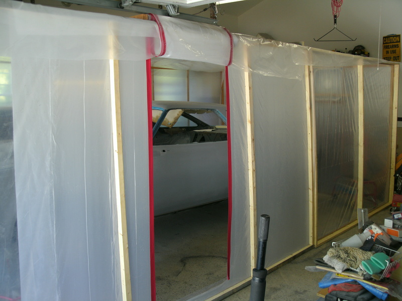Anyone built their own paint booth? Booth_12