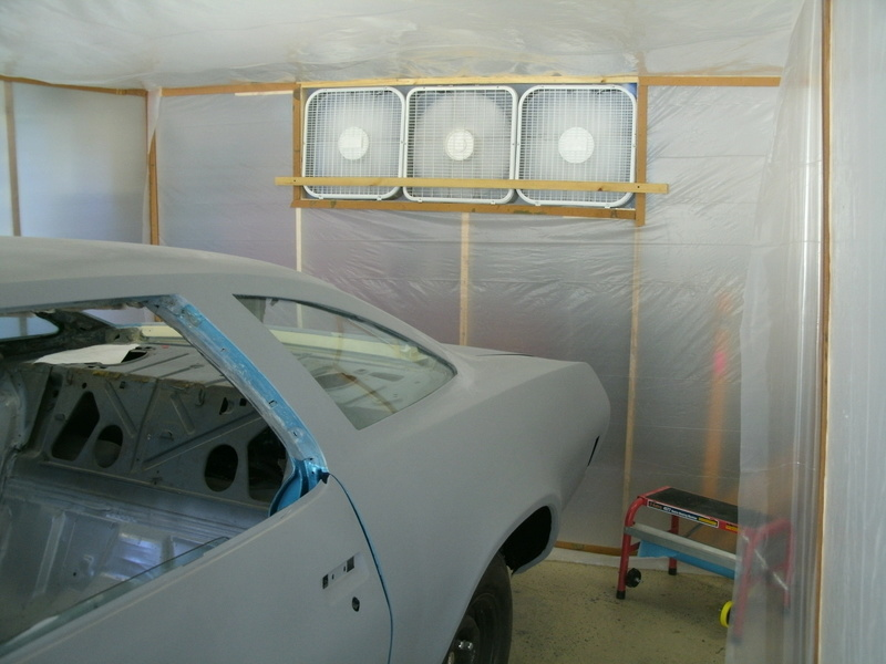 Anyone built their own paint booth? Booth_13