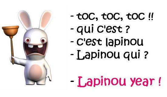 bonne annee Lapino10