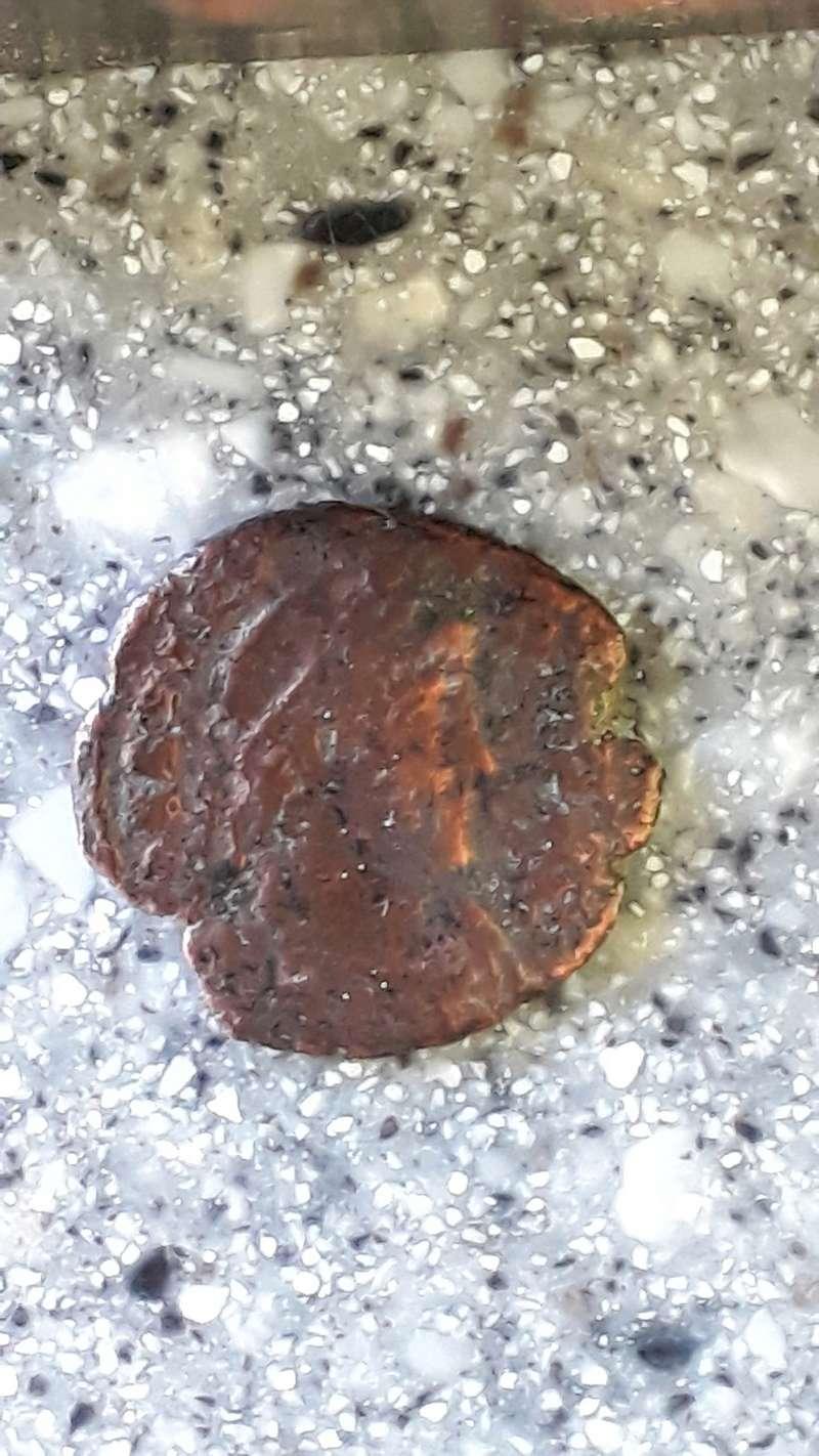 Nummus à identifier Cm180415