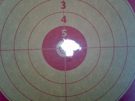 CP2 version carabine 10 mètres. 075-cp10