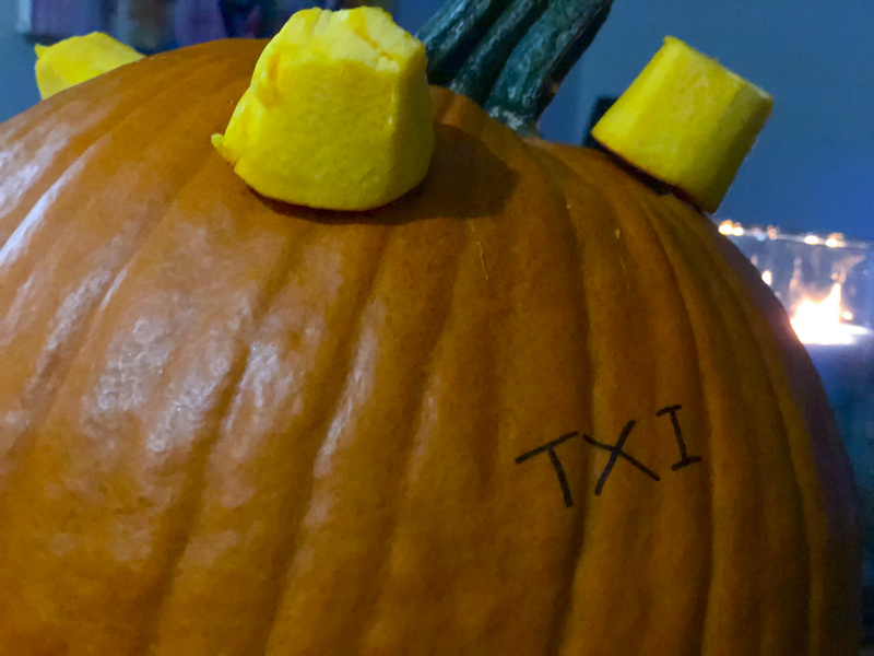 THE SECOND ANNUAL TXI STAR WARS PUMPKIN CARVING CONTEST Pmk210