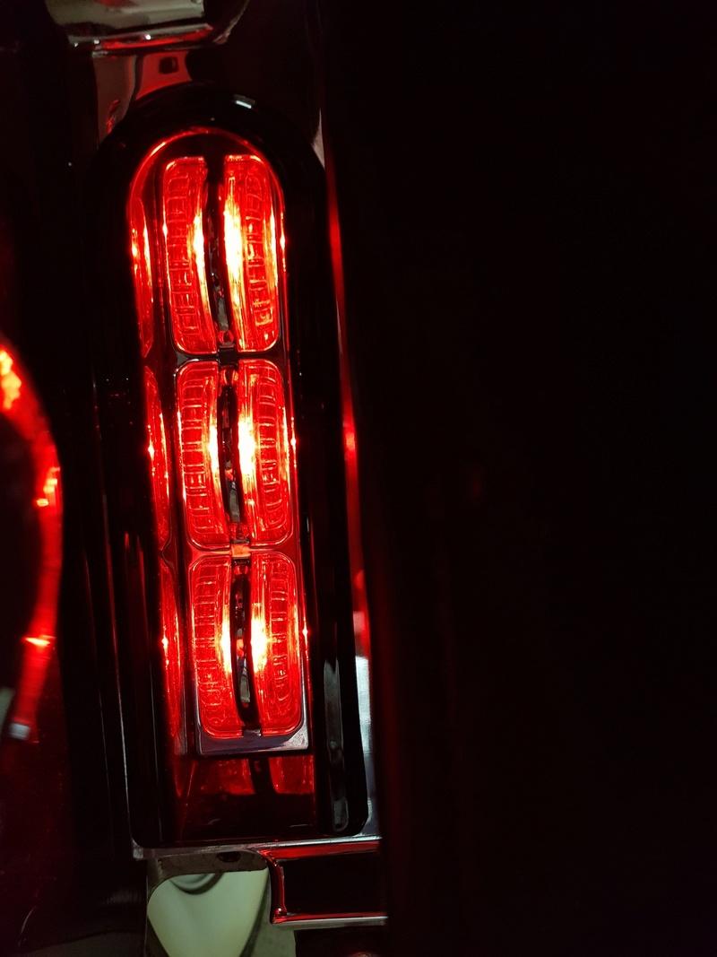 Feux arrière à led Kuryakyn Touring (Vendus) 7b5f8110
