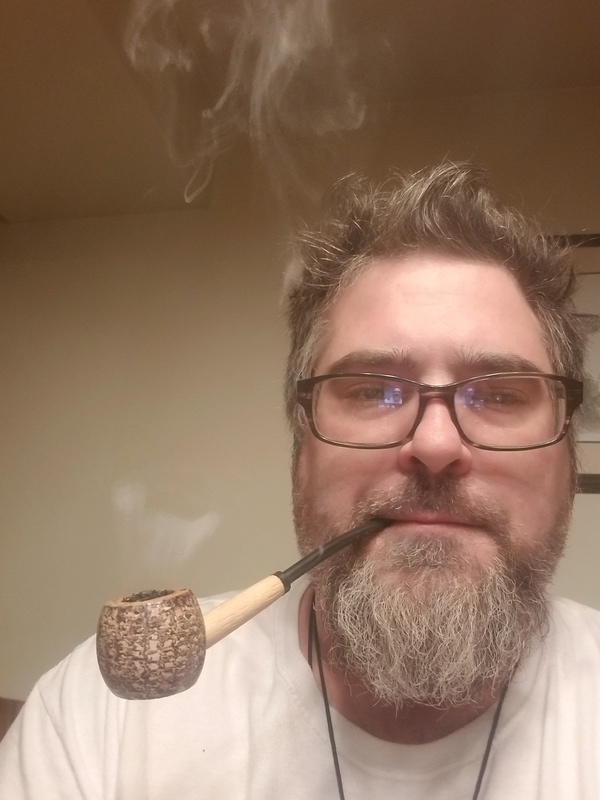 LET'S SEE PICS OF YOU SMOKING A PIPE - Page 8 20171015