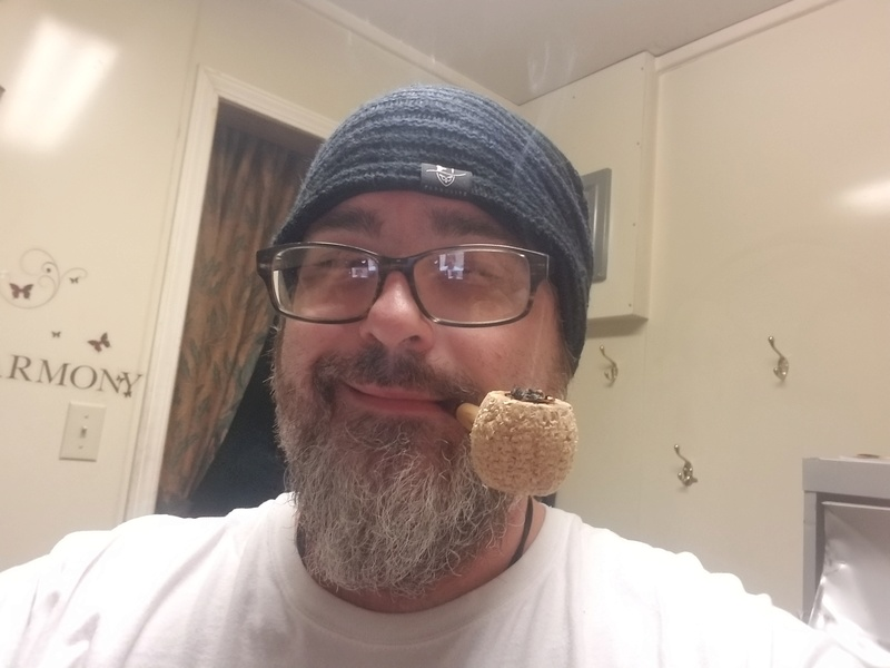 LET'S SEE PICS OF YOU SMOKING A PIPE - Page 9 20171121