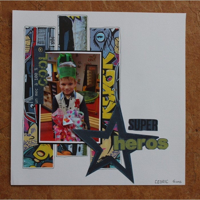 CROP anniversaire - Défi n°6 - carte Lubisc22