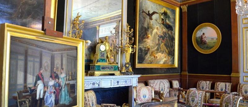 """Conférence : """"La collection de peintures et dessins de Joséphine"""" 32696610"""