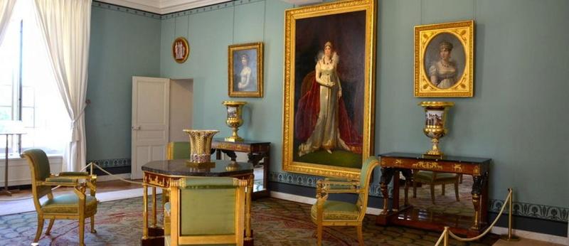 """Conférence : """"La collection de peintures et dessins de Joséphine"""" 32697710"""