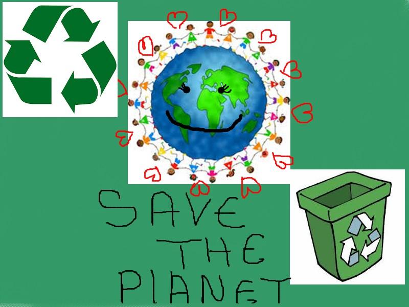 SAVE THE PLANET Anglai13