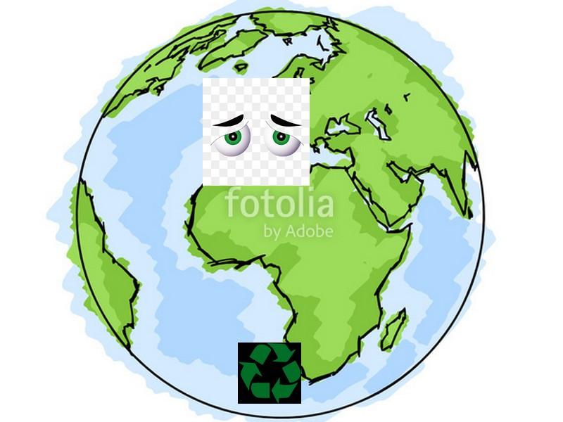 the earth  Anglai24