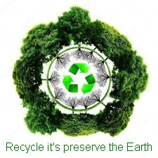 Recycle it's preserve the Earth Emilie10
