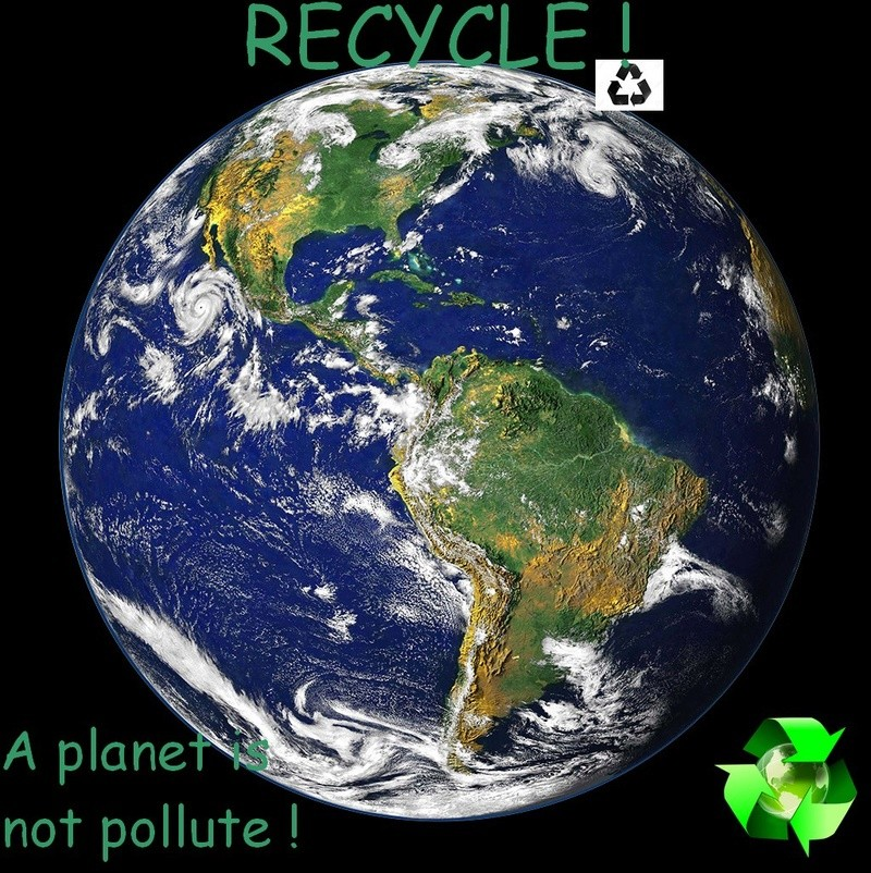 A PLANET IS NOT POLLUTE ! Jessic10