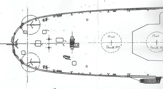Les Escorteurs d'escadre, origines et refontes Arriyr11